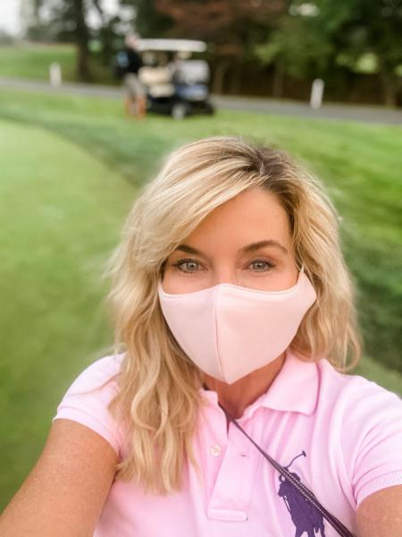 Breast Cancer Facemasks Donated for Breast Cancer Research