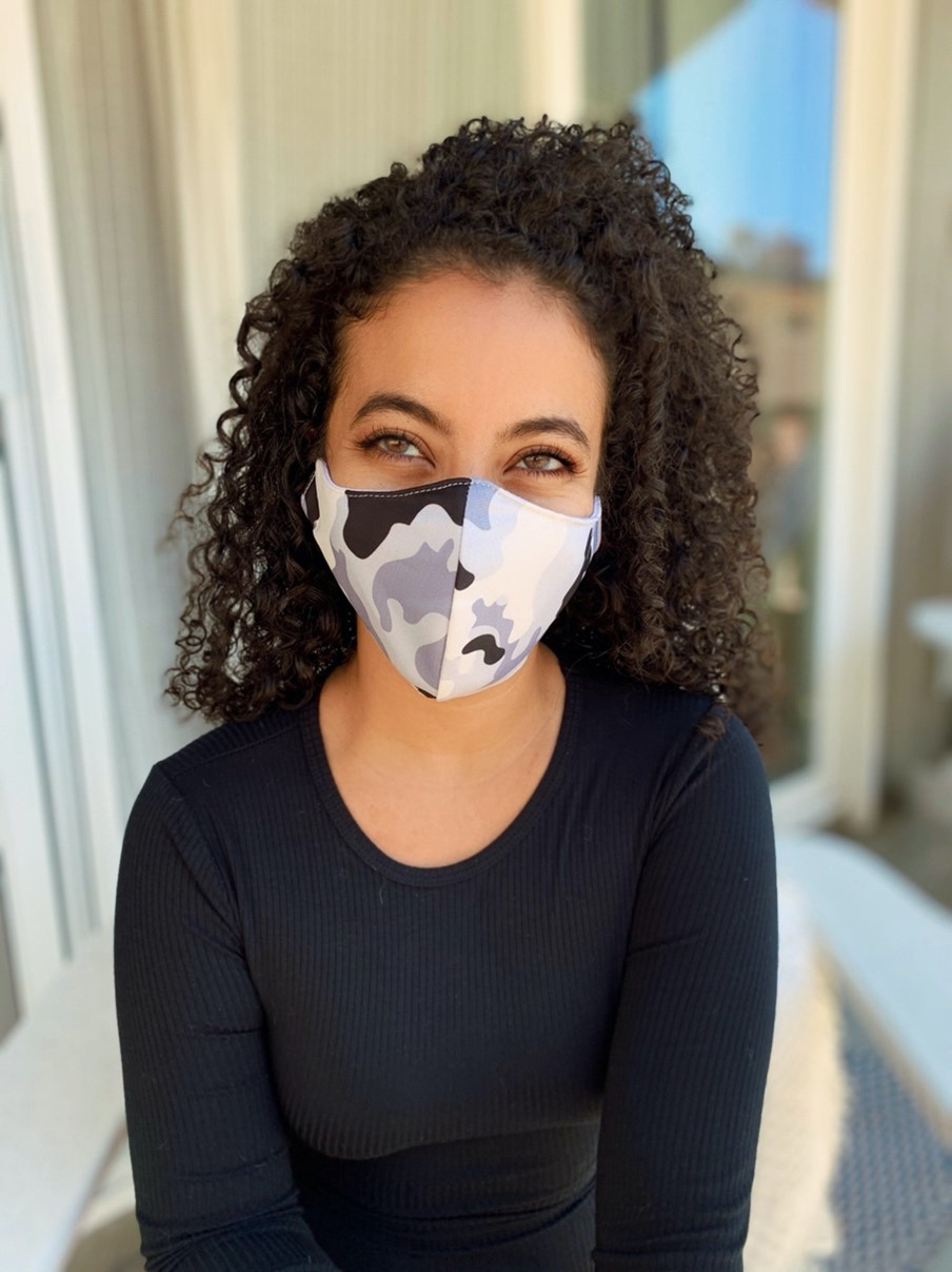 Dr. Nadine Macaluso Donates Facemasks for Mental Health Causes